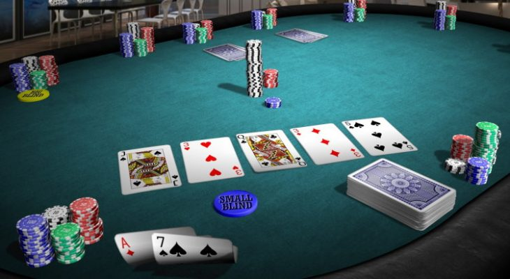 Texas holdem poker – the most popular kind of poker!